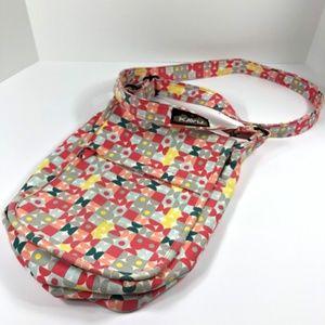 Kavu Small Crossbody Bag Purse Flap Front Travel